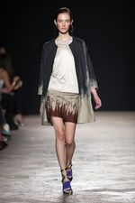 Maurizio Pecoraro Spring 2013 Ready-to-Wear Collection on Style.com: Complete Collection
