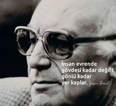 Yaşar Kemal History Of Literature, Inner Me, Writing Pens, Lets Do It, Words Worth, Self Help, Cool Words, Sentences, Karma