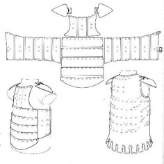 Simple make-your-own-armor directions