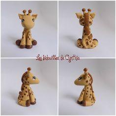 Girafe fimo                                                       …