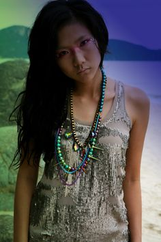 love this shop!  http://www.etsy.com/listing/100818172/jewelbox-iridescent-beads-necklace#