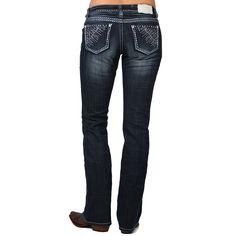 Shyanne® Women's Shy Fit Boot Cut Jeans