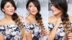 Pull-Through Side Braid | 17 Surprisingly Easy Ways To Style Your Hair In Braids…
