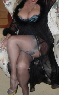 Ltd Mature Pantyhose You 117