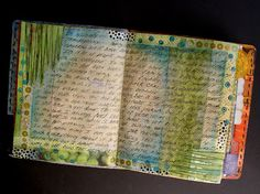 Ingrid Dijkers - File Folder Journal #4