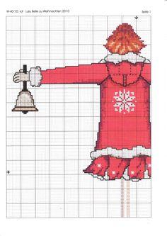 Gallery.ru / Фото #2 - Lulu Belle zu Weihnachten 2010, rot - Ulrike