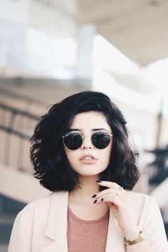New Hair Goals Shoulder Length Hairstyles 64 Ideas Trendy Hairstyles, Bob Hairstyles, Black Hairstyles, American Hairstyles, Wavy Hair, New Hair, Messy Hair, Wavy Shoulder Length Hair, Short Hair Cuts For Women
