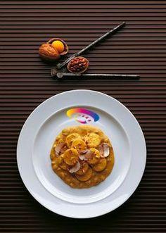 Gnocchi di zucca al curry | #CucinareMeglio via @CucinareMeglio #ricette #Halloween