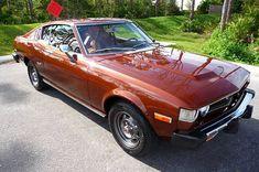 1977 Toyota Celica GT - First car