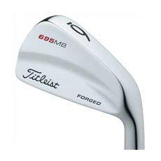 Titleist 695 MB Forged Blade Golf Irons