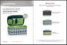 Glamour Case $25 https://www.mythirtyone.com/brandibagboutique