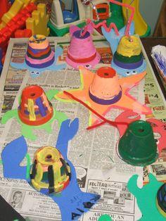 Sea animals craft
