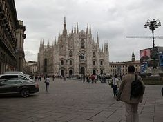 The Cathedral, Milan, Italy
