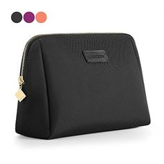 52032a191b02 CHICECO Large Makeup Bag Toiletry Bag for Women Skincare Cosmetic Pouch  Black     Click image for more details.