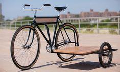 Para maiores, apenas..., bisign:   Side Car Bike  (vía The Side Car Bicycle...