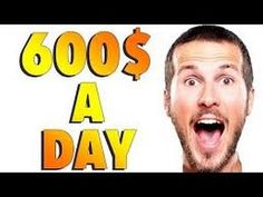 How To Make Money Online Fast 2017 ►► $600 In 1 Day