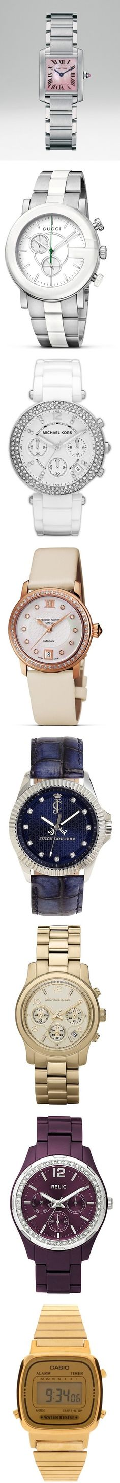 """""""My watch collection"""" by lookbookapp on Polyvore"""