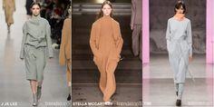 I temi womenswear sulle passerelle autunno inverno 2017- 2018