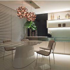 Varanda Integrada por Romero Duarte & Arquitetos #terrace #decoração #apartamentodecorado #homedecor