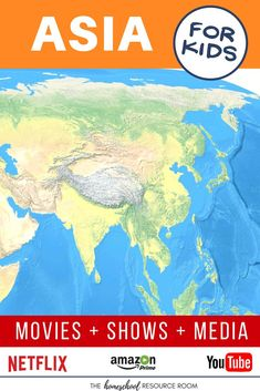 Asia map unit east southeast regions with outline maps and tests asia for kids movies shows playlists and links to supplement your continent gumiabroncs Choice Image