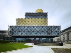 Library of Birmingham by Mecanoo from Birmingham