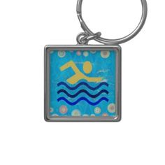 Keychains Cool mind in hot times - birthday gifts party celebration custom gift ideas diy