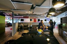 Google Dublin Campus - Picture gallery
