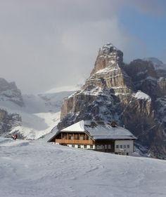 Rifugio Pralongià - Alta Badia
