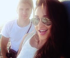 shay Mitchell and toby