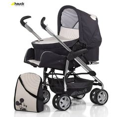 Pram-Hauck Disney Condor All in One Travel System (Classic Mickey)