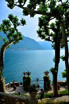 Balbianello Villa, Lake Como, Italy