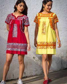 """Pedazo de mi Tierra (@pedazodemitierra) en Instagram: """"Vestidos de San Antonino. Toda una belleza de la mano de la maestra Nina Cornelio. Son un…"""""""
