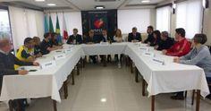As entidades representativas dos servidores da Segurança Pública no Rio Grande do Sul estiveram novamente reunidas na manhã desta quarta-feira, dia 31/08, na sede do Sindicato dos Policiais Federais d ...