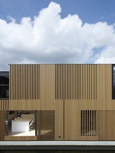 Water Villa  Amsterdam, Netherlands  by: Framework Architecten, Studio PROTOTYPE
