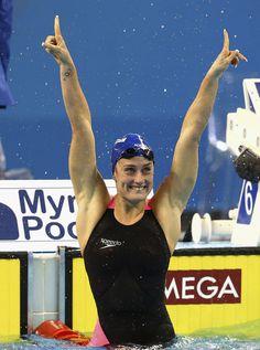 Mireia Garcia Belmonte of Spain