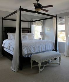 Favorite Paint Colors: Sherwin-Williams Zircon (The most amazing light neutral grey!)