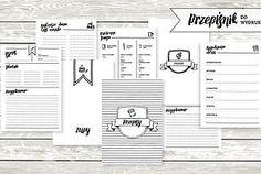 DIY: Organizacja przepisów – przepiśnik do wydruku