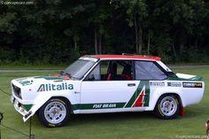 Photographs of the 1979 Abarth 131 Group Sedan. An image gallery of the 1979 Abarth 131 Group 4 Images, Fiat Abarth, Group, Car, Automobile, Cars, Autos