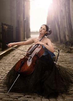 cellist. Senior photoshoot:)                                                                                                                                                      More