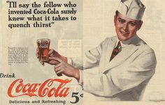 Coca Cola Ad, True Fact  :)