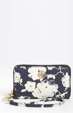 Tory Burch 'Robinson' Phone Wallet available at #Nordstrom
