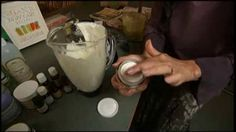 Click on the video and it should take you to Vimeo where you can play it - Rosemary Gladstar shows us how to make her famous Face Cream in this wonderful 30 minute video.