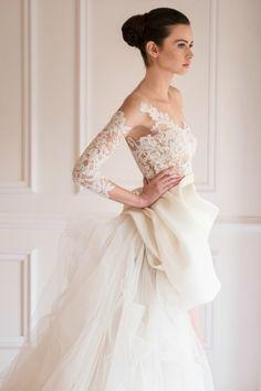 2014 -2015 Mason Yeya Bridal Collection | Natural Hair Bride