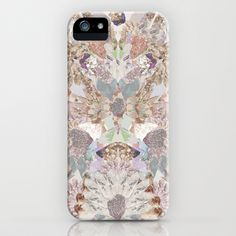 Pastel Powder Gems  iPhone Case