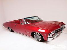 1967 Chevrolet Impala - Heart Breaker  Lowrider magazine