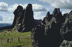 Granite Tors outside of Fairbanks, Alaska