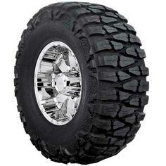 Nitto Part 200-550 - 35x12.50R18LT, Mud Grappler - 4 Wheel Parts