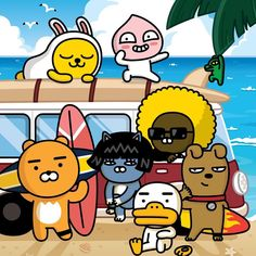 Kakao Friends Ryan Wallpaper , image collections of wallpapers