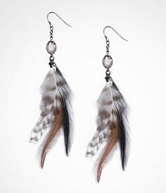 More feather earings