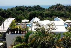 The ultimate hotel in Manuel Antonio, Costa Rica with a fabulous spa, delicious restaurant and private nature reserve. Rooftops, Nature Reserve, Crown Jewels, Gaia, Costa Rica, Hotels, Building, Outdoor Decor, Rooftop